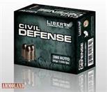 LIBERTY AMMUNITION Ammunition 380 AUTO